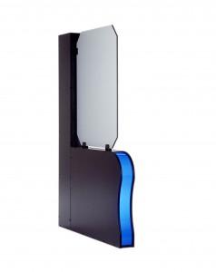 Sichtblende Solid 1 blau